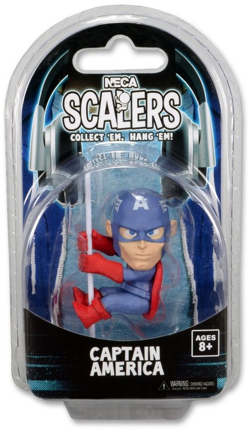 NECA New wishlists line NECA Scalers Captain America Captain America