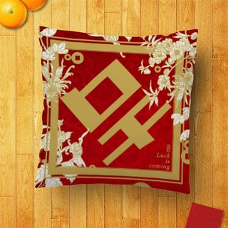 [Luck] Kyrgyzstan to handmade pillow AH12-SPFV3