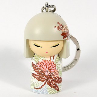 Key Ring - Kazumi Infinity Heat Pillow (Kimmidoll and Blessing Doll Key Ring)