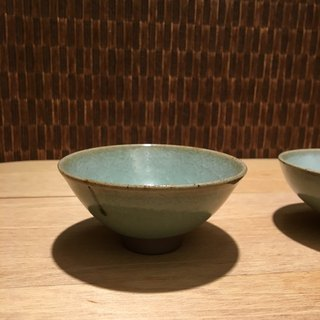 Hsiao Hung teacher hats Cup celadon handmade
