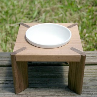 [Mao furniture] 4 angle single-Bowl-S table, H12cm
