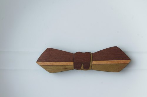 wood tie (Walnut)