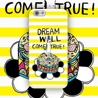 Birthday wishes will come true - iPhone/Samsung/ Sony phone case