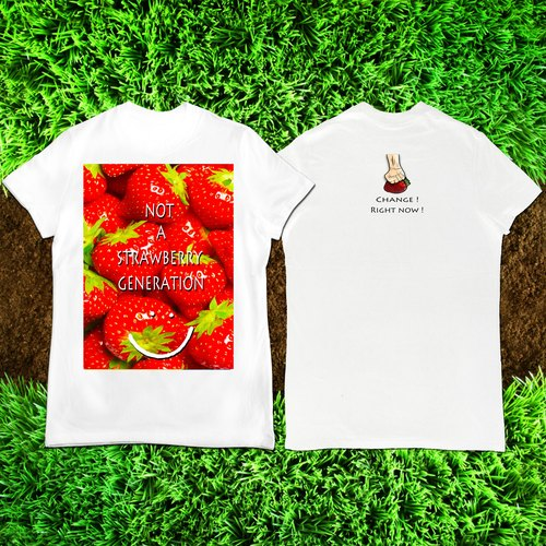 WTTR002 [The strawberry] non strawberry generation T