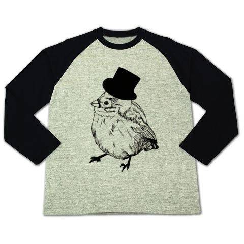 BIRD HAT(Raglan sleeve)