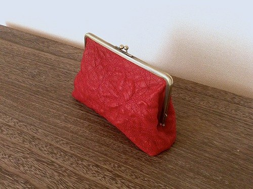 Coin clutch {nui} sewing