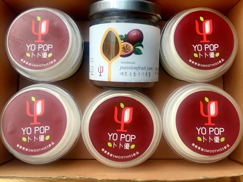 Passion fruit sauce Gift Set