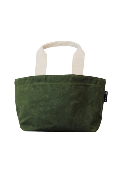 Palette Tote Bag- Green
