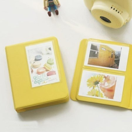 Dessin x 2NUL- fantasy land phase of the Polaroid mini V.3 (65 photos) - lime yellow, TNL82600