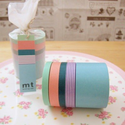 mt and paper tape mt Suite 5 color cake group [Q (MT05S017)]