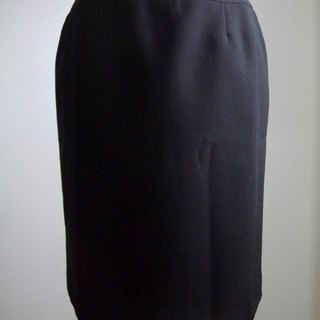 Pen black skirt
