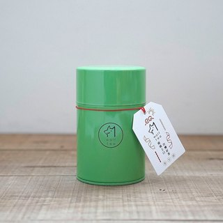 【Wolf Tea】Green Wolf Tea Canister - Rhymic Oolong Tea