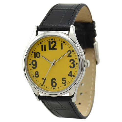 Casual Watch (Yellow)