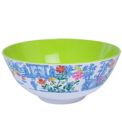 "GINGER │ Denmark and Thailand Design - My Secret Garden -8 "" bowl"