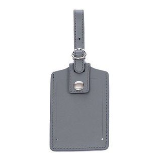 Organized Travel- Classic Series luggage tag (gentleman gray)