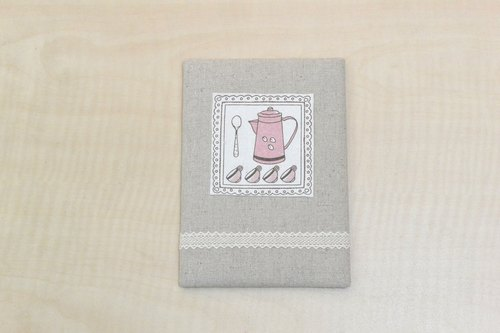 Feel Bukavu tablets - Universal Card - Pink Coffee
