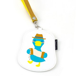 [BiBi] multi-purpose ticket card holder: Mr. Dongshan wandering singing