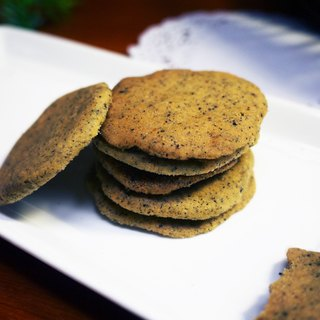 [Popular Hot Style] Handmade Cookies - British Earl Grey Tea Chabray