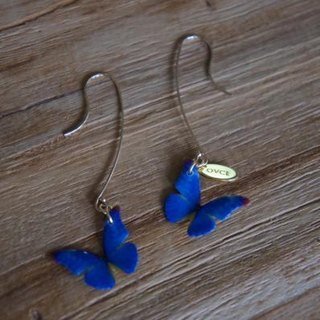 morph Long Hook Earrings