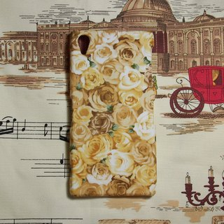 Light brown fabric gift of roses phone shell protective shell mobile phone sets Apple iphone 6 iphone 6 + 6 Plus 5s 5 LG G3 G2 mini