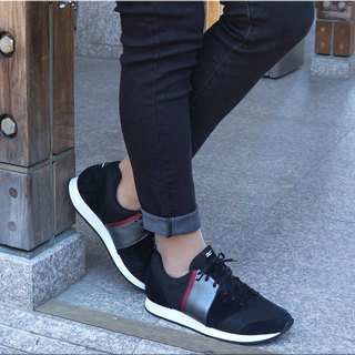 VPEP Fashion Casual Shoes / V-Classic / Black - Pearl Gray - White - Wine Red / Simple Casual, Fashionable Classic, Breathable