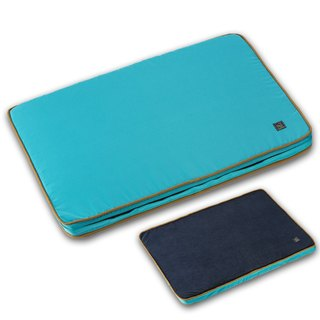 Lifeapp is not easy to stain the pet sleeping pad L (blue) for large dogs, long-term care, senior dogs W110 x D70 x H5cm