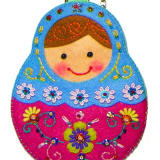 Russian doll card sets # 023