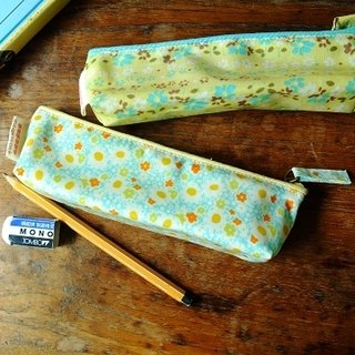 Sweet little garden tarpaulins pencil blue flowers