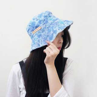 Fantastic Double Sided Fisherman Hat | Light Blue Rendering