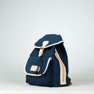 SCHOOL BAG - navy