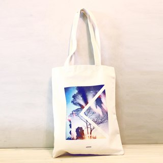 Moment / canvas bag / tote bag