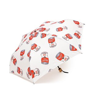 Filter017 Dazzle Shield Folding Umbrella Tangerine Folding Umbrella