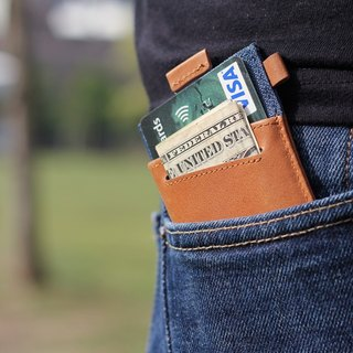 WOLYT Sleeve Classic - The best urban slim wallet