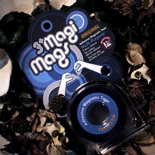 3+ MagiMags Magnetic Tape    19mm x 5M Classic.Blue