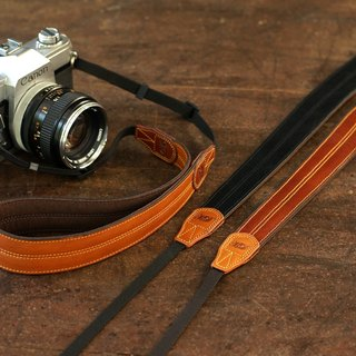 Double Color Camera Neck Strap (wide)