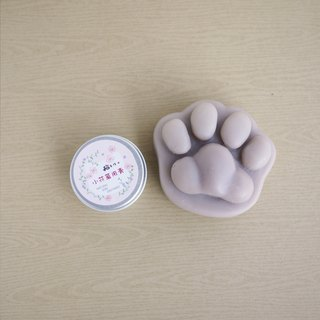 Comforting Mugwort Cat Paw Soap Set- Mosquito Proof