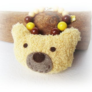Pudding Bear Charm