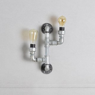 Retro light pipe wall / modeling illumination decorations