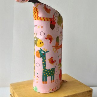 Giraffe upright pencil case