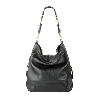 THE LAIR Shoulder Bag_Black / Black