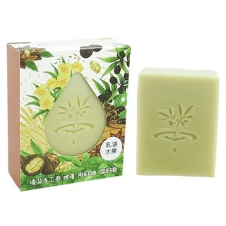 [Duo] wave PoDo Shea Baby Soap - into a single gift set (Face Body Care soap)