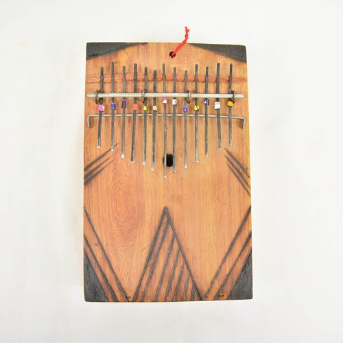 Traditional thumb piano kalimba_ big _ fair trade