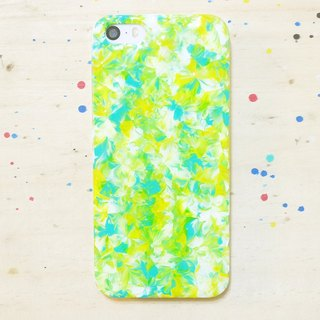 Pastoral series ll summer taste ll hand-painted oil painting wind phone shell