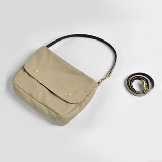 Multi-purpose portable pouch - khaki