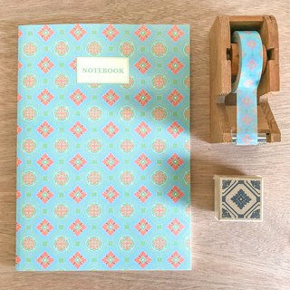 Floral NoteBook / Four Seasons series 【Spring, Concerto】