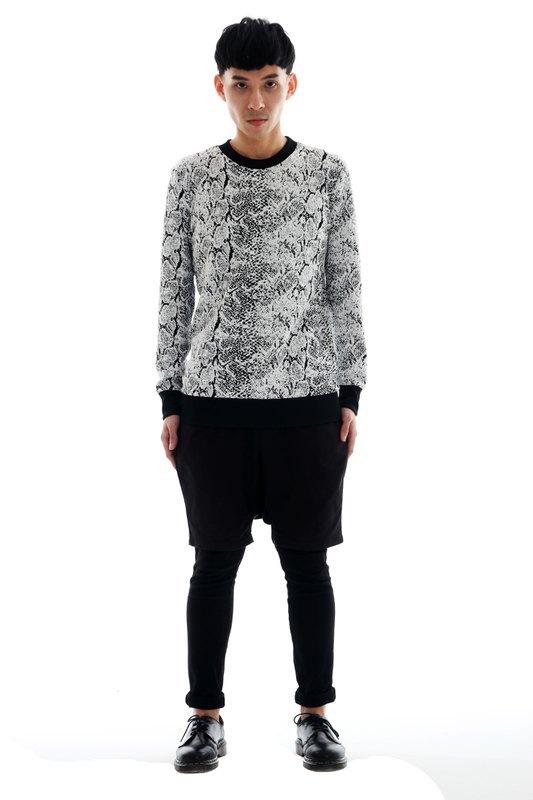 Sevenfold 2013 A/W Snowflakes Knit 雪花針織上衣