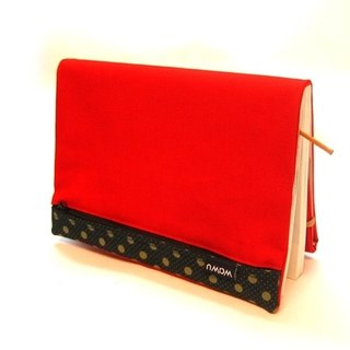 WaWu 25K Book Cover (Drum Red)
