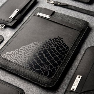 iPad mini Sleeve_Crocodile