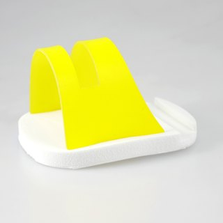 【OSHI】Flip-flop Design Mobile Phone Holder-Yellow