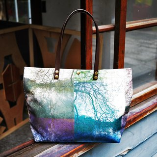 [Good] A3 twill canvas travel bag ◆ ◇ ◆ ◆ ◇ ◆ Lakeside Murder